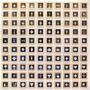 Vseh 100 različnih spominkov